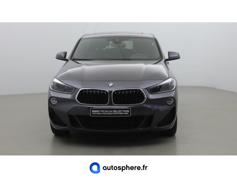 BMW X2 SDRIVE18IA 140CH M SPORT DKG7 EURO6D-T 129G - Miniature 2