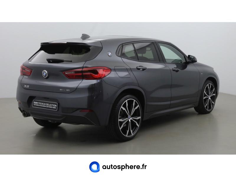 BMW X2 SDRIVE18IA 140CH M SPORT DKG7 EURO6D-T 129G - Miniature 5