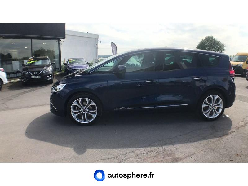 RENAULT GRAND SCENIC 1.7 BLUE DCI 120CH BUSINESS 7 PLACES - Miniature 3