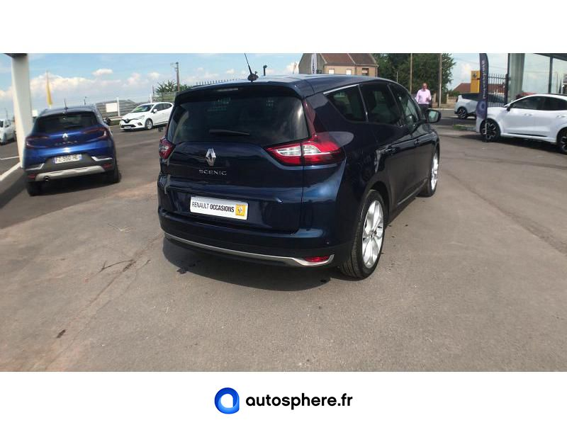 RENAULT GRAND SCENIC 1.7 BLUE DCI 120CH BUSINESS 7 PLACES - Miniature 4