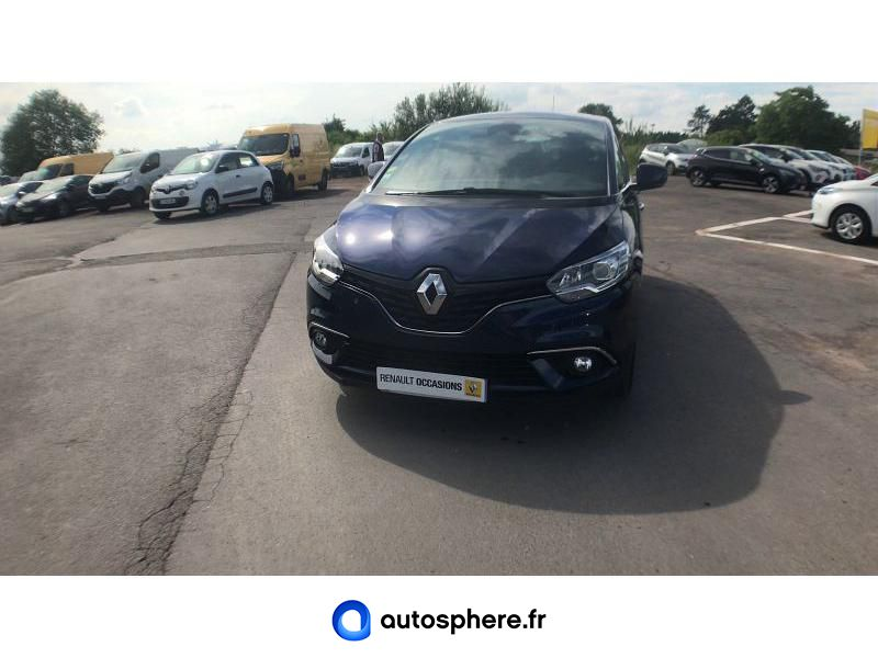 RENAULT GRAND SCENIC 1.7 BLUE DCI 120CH BUSINESS 7 PLACES - Miniature 5
