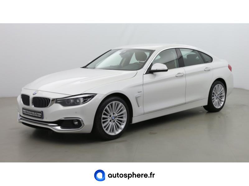 BMW SERIE 4 GRAN COUPE 420IA 184CH LUXURY - Photo 1