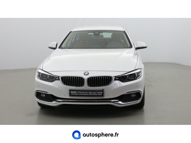 BMW SERIE 4 GRAN COUPE 420IA 184CH LUXURY - Miniature 2