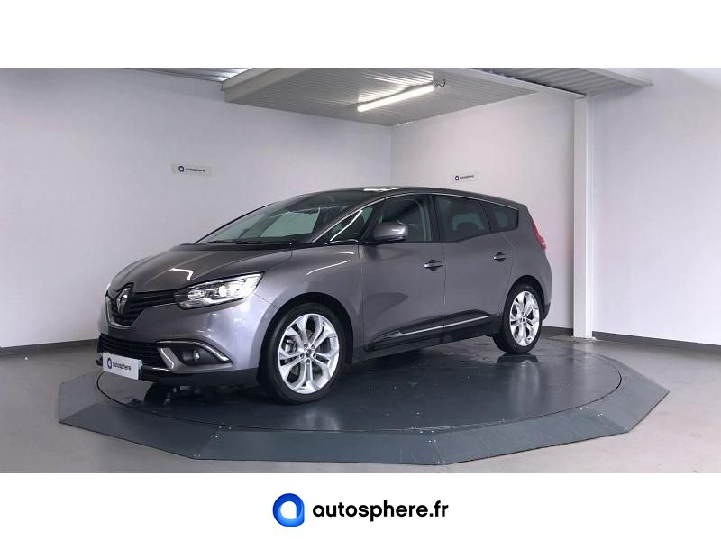 RENAULT GRAND SCENIC 1.7 BLUE DCI 120CH BUSINESS 7 PLACES - Miniature 1