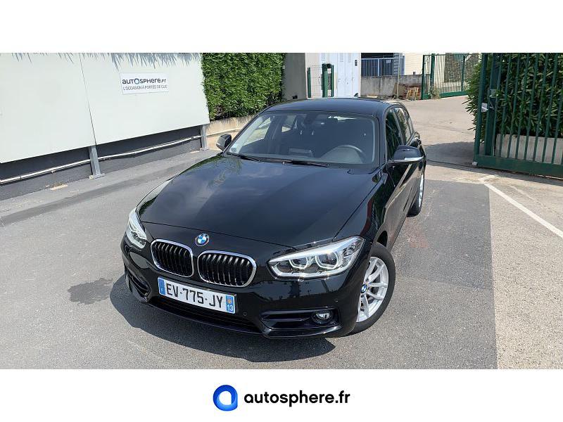 BMW SERIE 1 116DA 116CH BUSINESS DESIGN 5P - Miniature 1