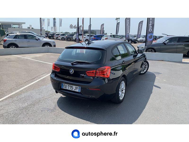 BMW SERIE 1 116DA 116CH BUSINESS DESIGN 5P - Miniature 2