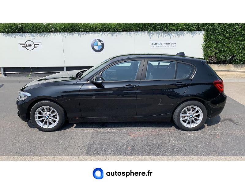 BMW SERIE 1 116DA 116CH BUSINESS DESIGN 5P - Miniature 3