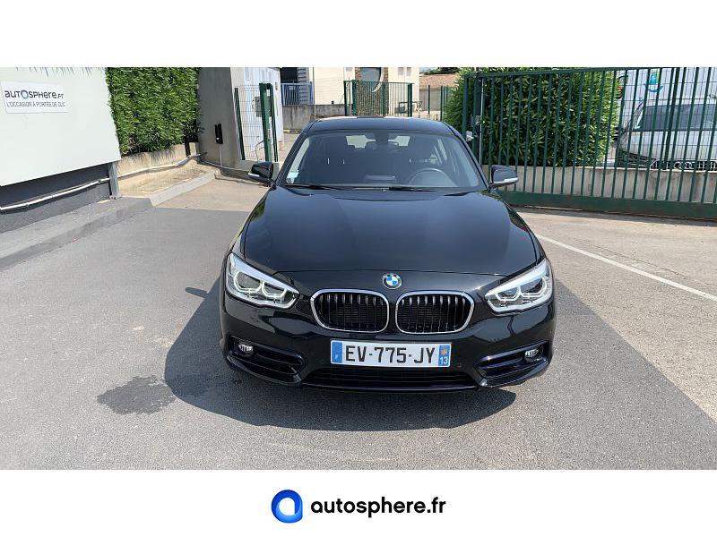 BMW SERIE 1 116DA 116CH BUSINESS DESIGN 5P - Miniature 5