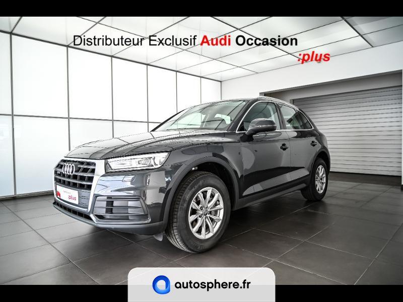 AUDI Q5 2.0 TDI 163CH BUSINESS EXECUTIVE QUATTRO S TRONIC 7 EURO6D-T - Photo 1