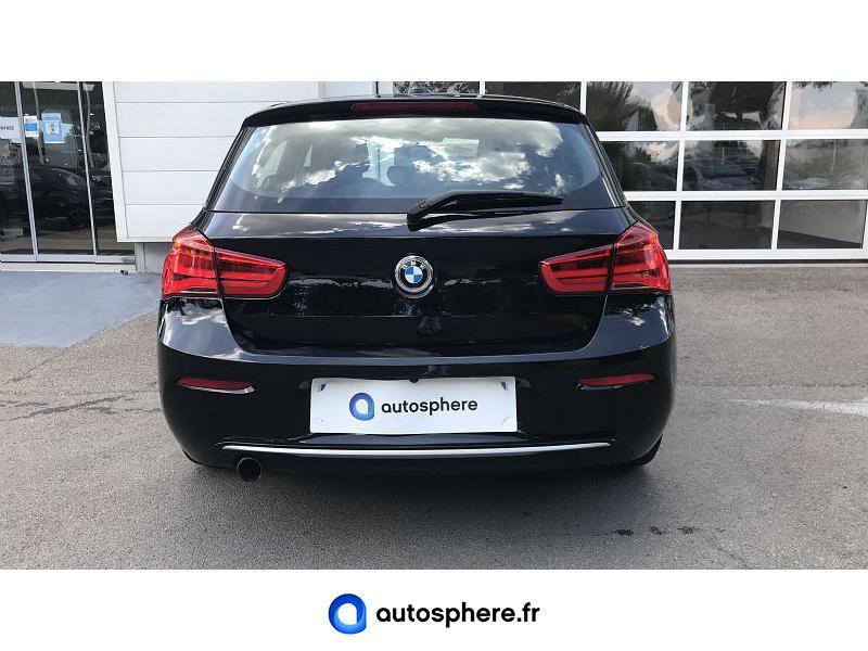 BMW SERIE 1 116I 109CH URBANCHIC 5P - Miniature 4