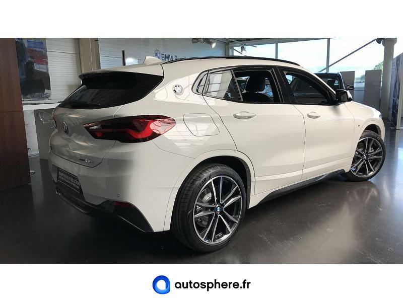 BMW X2 XDRIVE25EA 220CH M SPORT EURO6D-T 6CV - Miniature 2