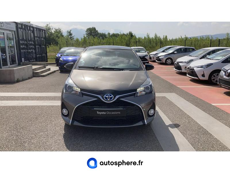 TOYOTA YARIS HSD 100H COLLECTION 5P - Miniature 5
