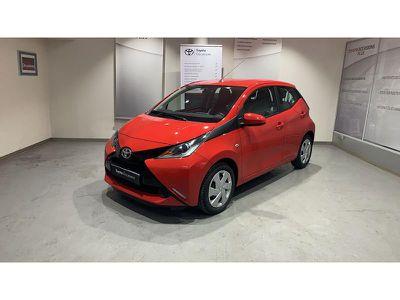 Toyota Aygo 1.0 VVT-i 69ch x-play x-shift 5p occasion