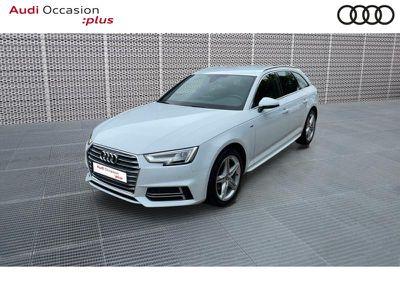 Audi A4 Avant 1.4 TFSI 150ch S line S tronic 7 occasion