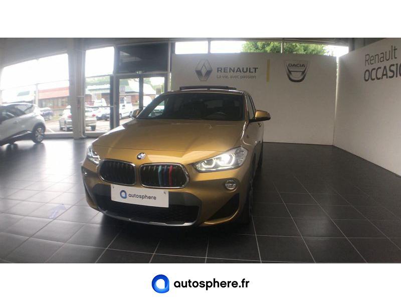 BMW X2 SDRIVE18DA 150CH M SPORT X EURO6D-T 118G - Miniature 1
