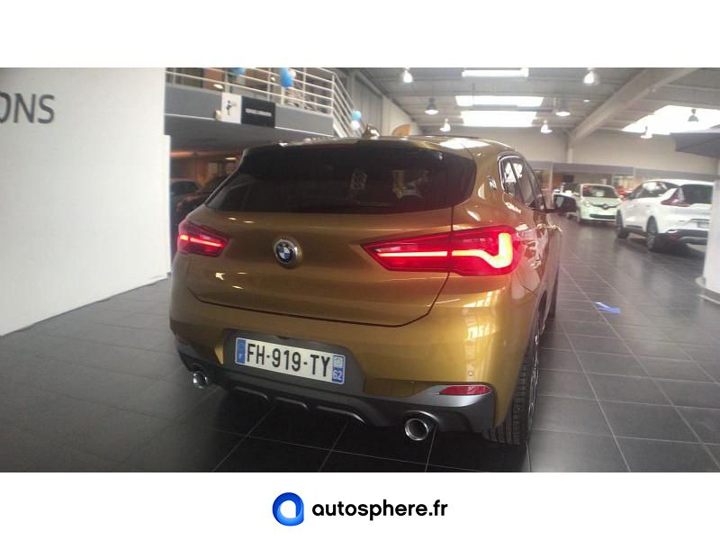 BMW X2 SDRIVE18DA 150CH M SPORT X EURO6D-T 118G - Miniature 2