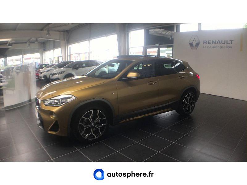 BMW X2 SDRIVE18DA 150CH M SPORT X EURO6D-T 118G - Miniature 3