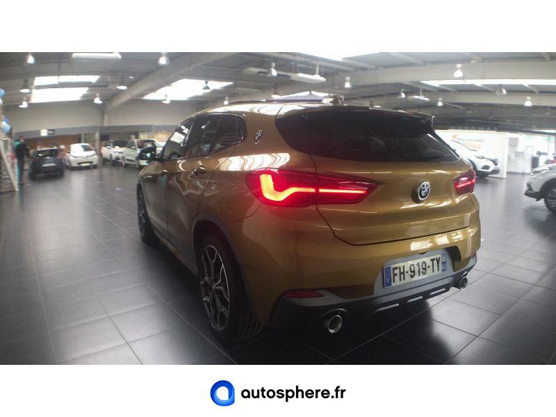 BMW X2 SDRIVE18DA 150CH M SPORT X EURO6D-T 118G - Miniature 4