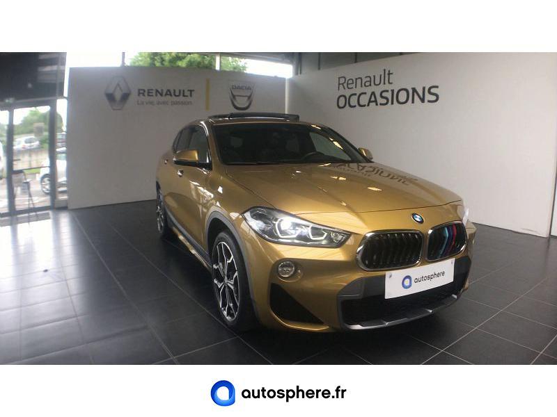 BMW X2 SDRIVE18DA 150CH M SPORT X EURO6D-T 118G - Miniature 5
