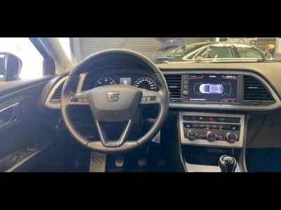 SEAT LEON 1.6 TDI 115CH URBAN - Miniature 4