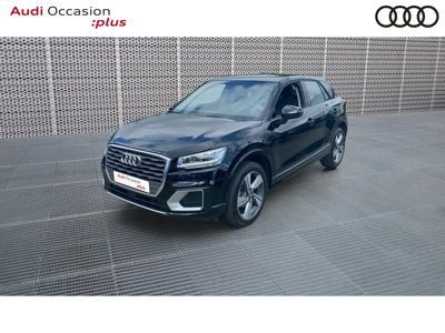 Audi Q2 35 TFSI 150ch COD Design luxe S tronic 7 Euro6dT occasion