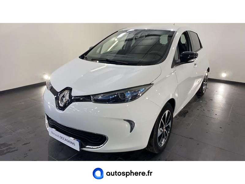 RENAULT ZOE INTENS CHARGE NORMALE R110 - Miniature 1