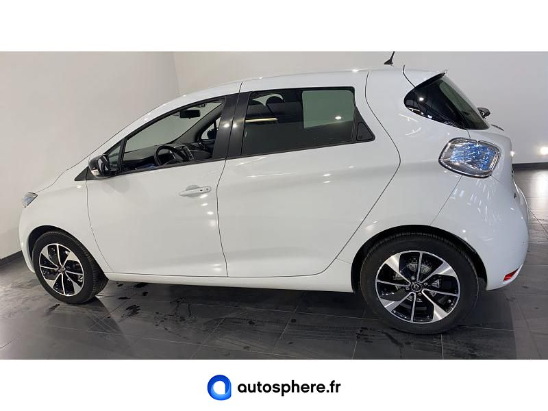 RENAULT ZOE INTENS CHARGE NORMALE R110 - Miniature 3