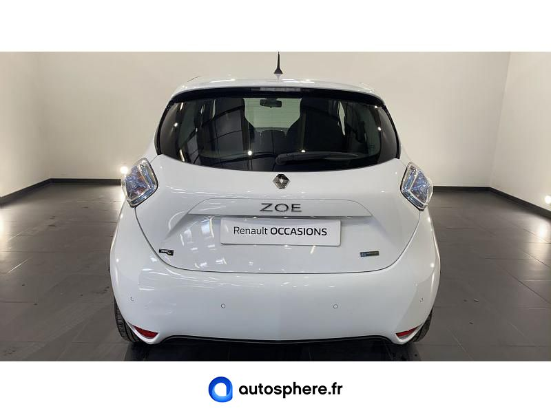RENAULT ZOE INTENS CHARGE NORMALE R110 - Miniature 4