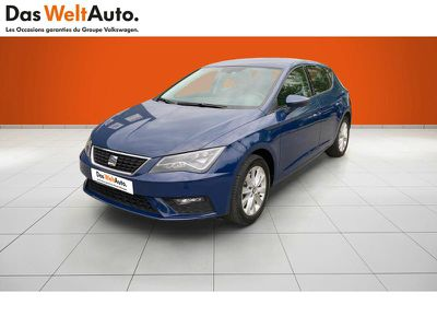 Seat Leon 1.6 TDI 115ch Style Business Euro6d-T occasion