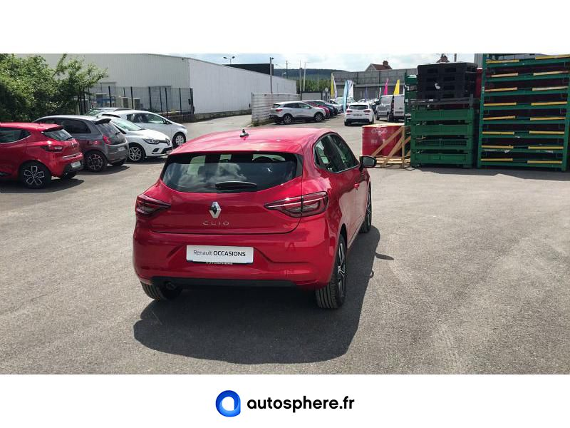 RENAULT CLIO 1.0 SCE 65CH LIMITED -21 - Miniature 4