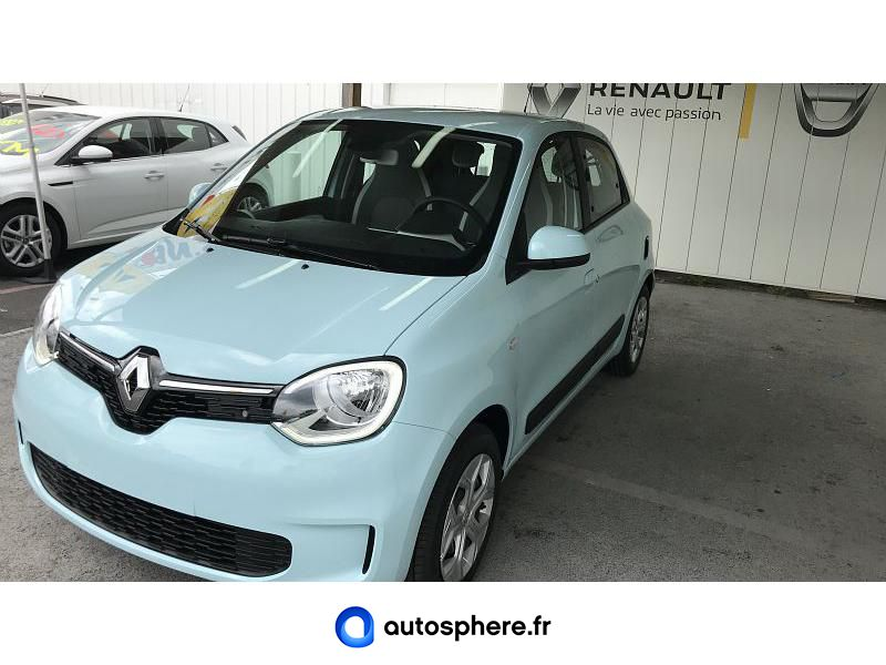 RENAULT TWINGO 1.0 SCE 65CH LIMITED E6D-FULL - Miniature 1