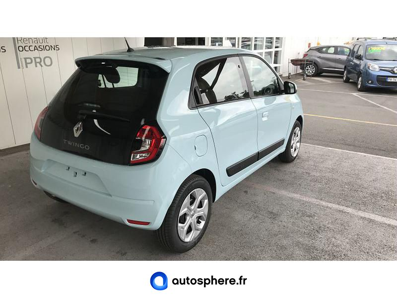 RENAULT TWINGO 1.0 SCE 65CH LIMITED E6D-FULL - Miniature 2