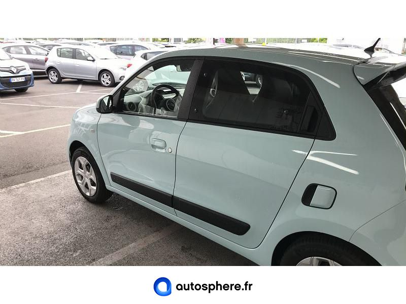 RENAULT TWINGO 1.0 SCE 65CH LIMITED E6D-FULL - Miniature 3