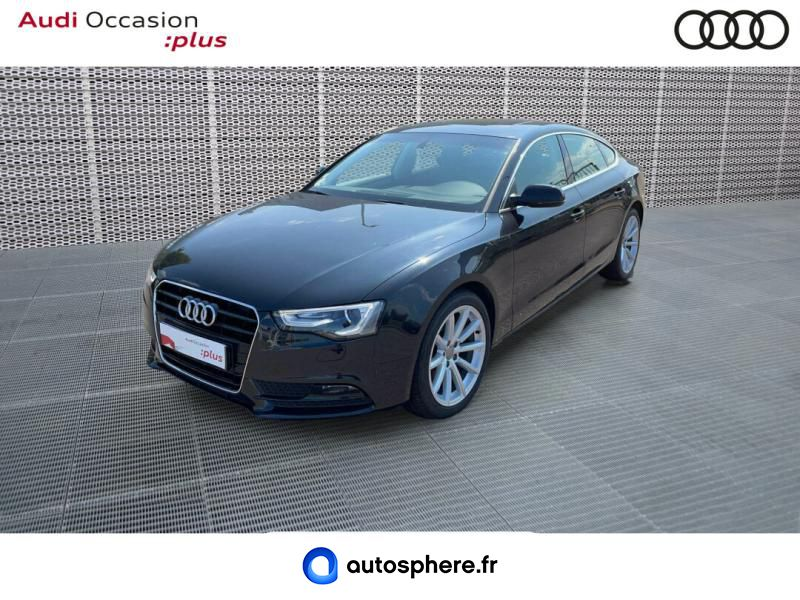 AUDI A5 SPORTBACK 2.0 TDI 190CH CLEAN DIESEL AMBITION LUXE MULTITRONIC EURO6 - Photo 1