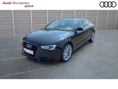 Audi A5 Sportback 2.0 TDI 190ch clean diesel Ambition Luxe Multitronic Euro6 occasion