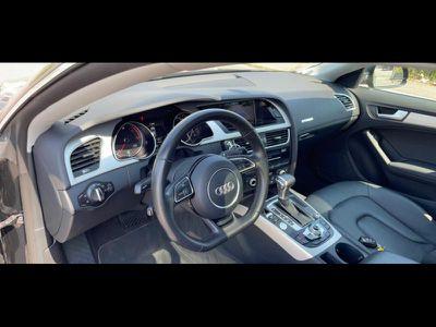 AUDI A5 SPORTBACK 2.0 TDI 190CH CLEAN DIESEL AMBITION LUXE MULTITRONIC EURO6 - Miniature 4