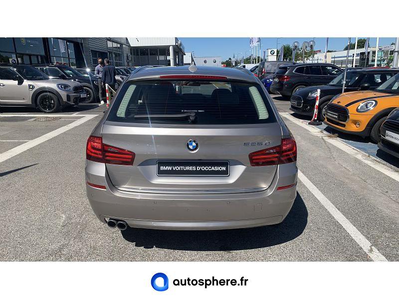 BMW SERIE 5 TOURING 525DA 218CH LUXURY - Miniature 4