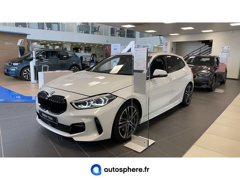BMW SERIE 1 118DA 150CH M SPORT 8CV - Miniature 1