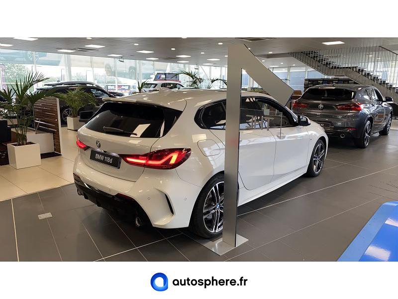 BMW SERIE 1 118DA 150CH M SPORT 8CV - Miniature 2