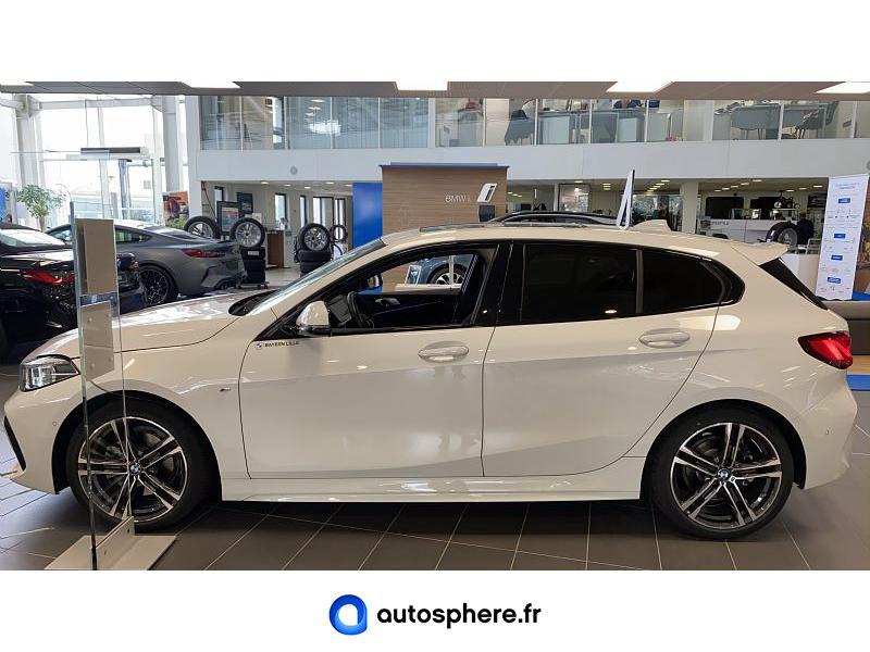 BMW SERIE 1 118DA 150CH M SPORT 8CV - Miniature 3