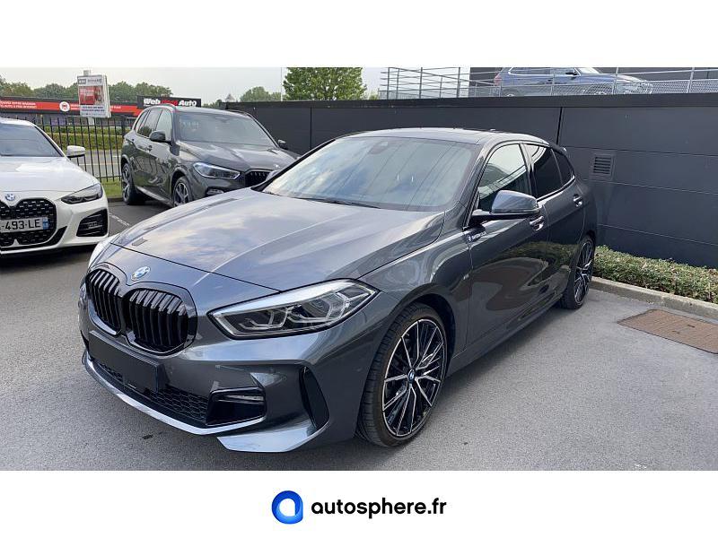 BMW SERIE 1 118D 150CH M SPORT 8CV - Miniature 1