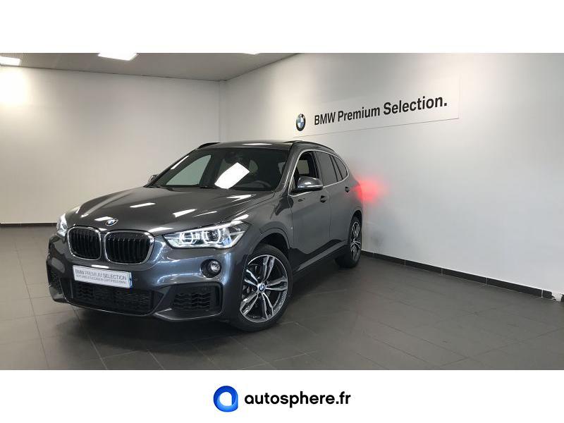 BMW X1 SDRIVE20IA 192CH M SPORT DKG7 EURO6D-T - Miniature 1