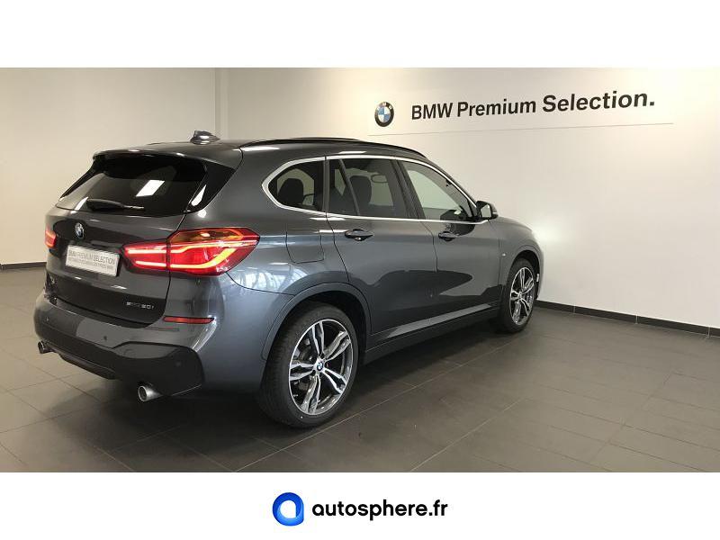 BMW X1 SDRIVE20IA 192CH M SPORT DKG7 EURO6D-T - Miniature 2