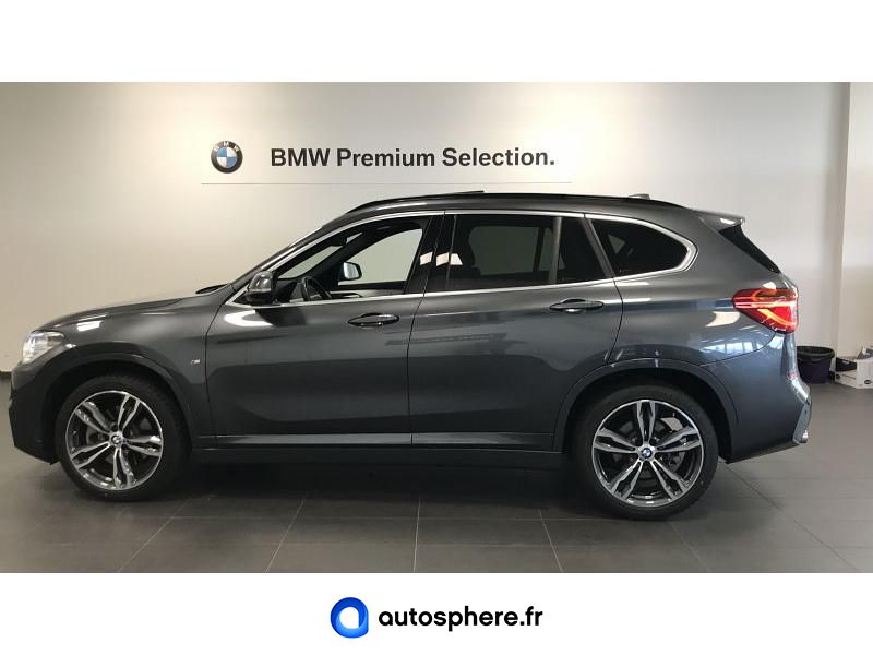 BMW X1 SDRIVE20IA 192CH M SPORT DKG7 EURO6D-T - Miniature 3