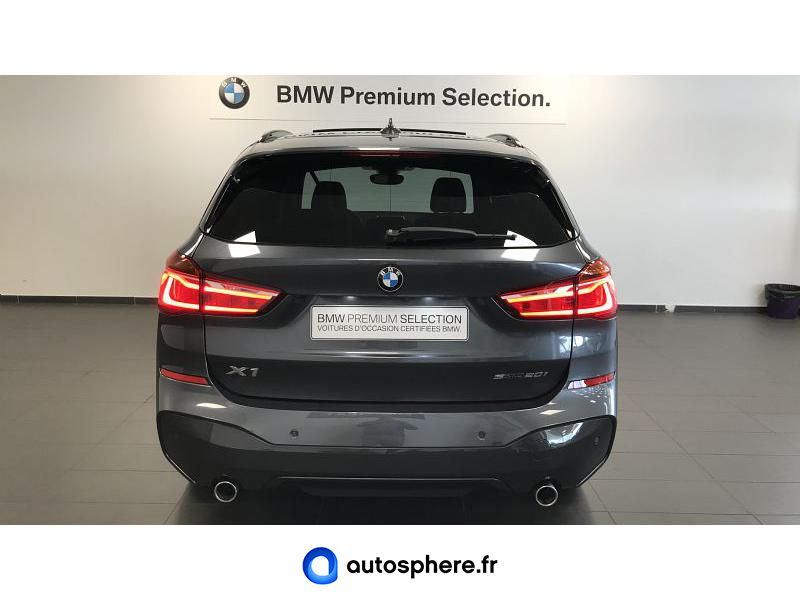 BMW X1 SDRIVE20IA 192CH M SPORT DKG7 EURO6D-T - Miniature 4