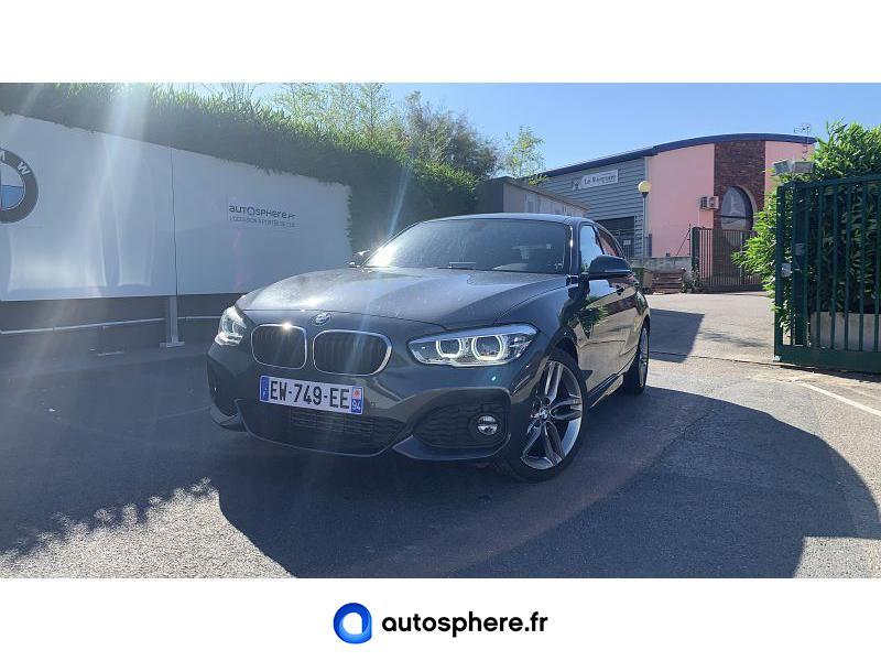 BMW SERIE 1 116I 109CH M SPORT 5P - Miniature 1