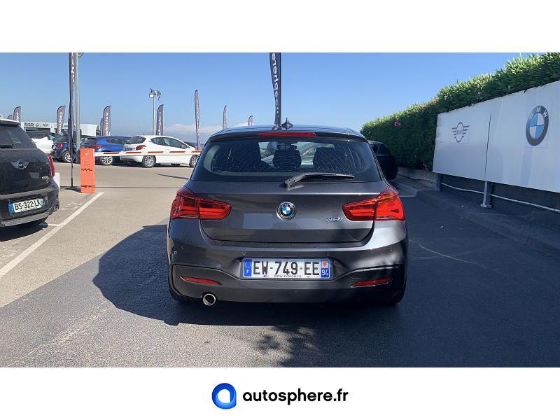BMW SERIE 1 116I 109CH M SPORT 5P - Miniature 4
