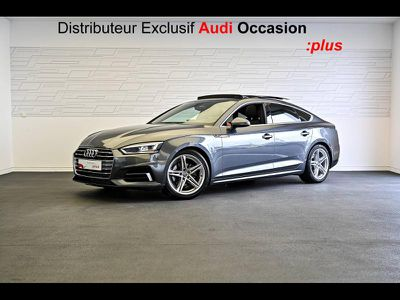 Audi A5 Sportback 40 TFSI 190ch S line S tronic 7 Euro6d-T 132g occasion
