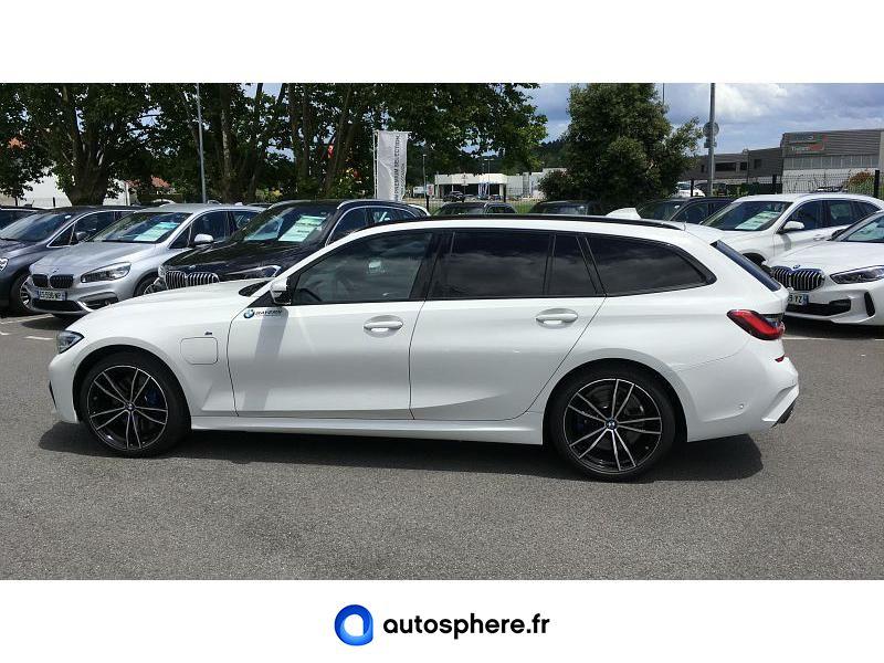 BMW SERIE 3 TOURING 330EA XDRIVE 292CH M SPORT - Miniature 3