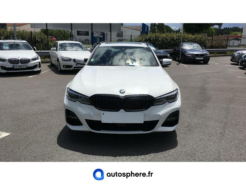 BMW SERIE 3 TOURING 330EA XDRIVE 292CH M SPORT - Miniature 5